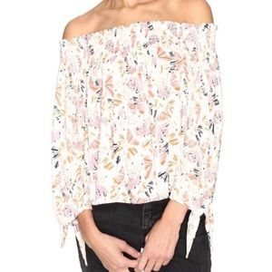 Free People We the Free Lexington Floral Top